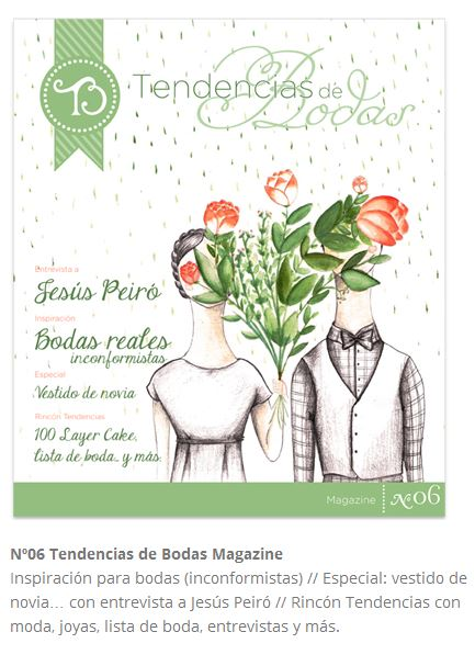 20131010 Tendencias de boda