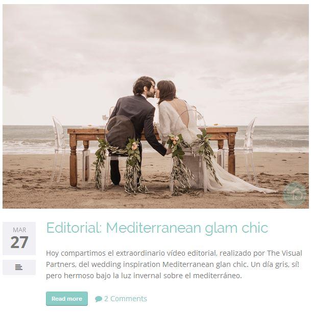 20140327 Tendencias de bodas