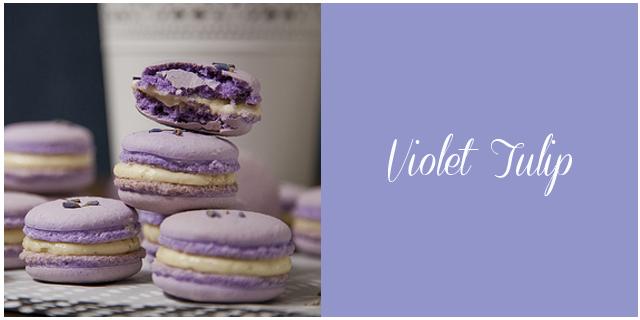 Colores boda primavera verano 2014 Violet Tulip