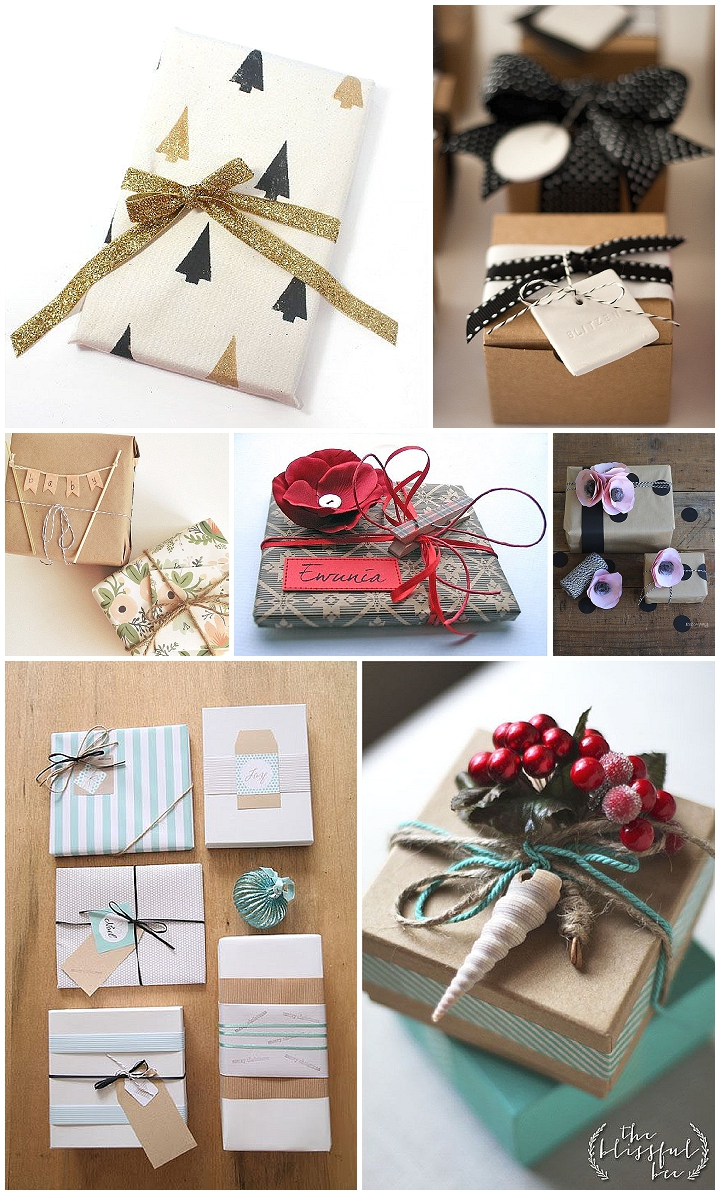 Ideas para envolver regalos wedding planners paris - Ideas originales para un cumpleanos ...
