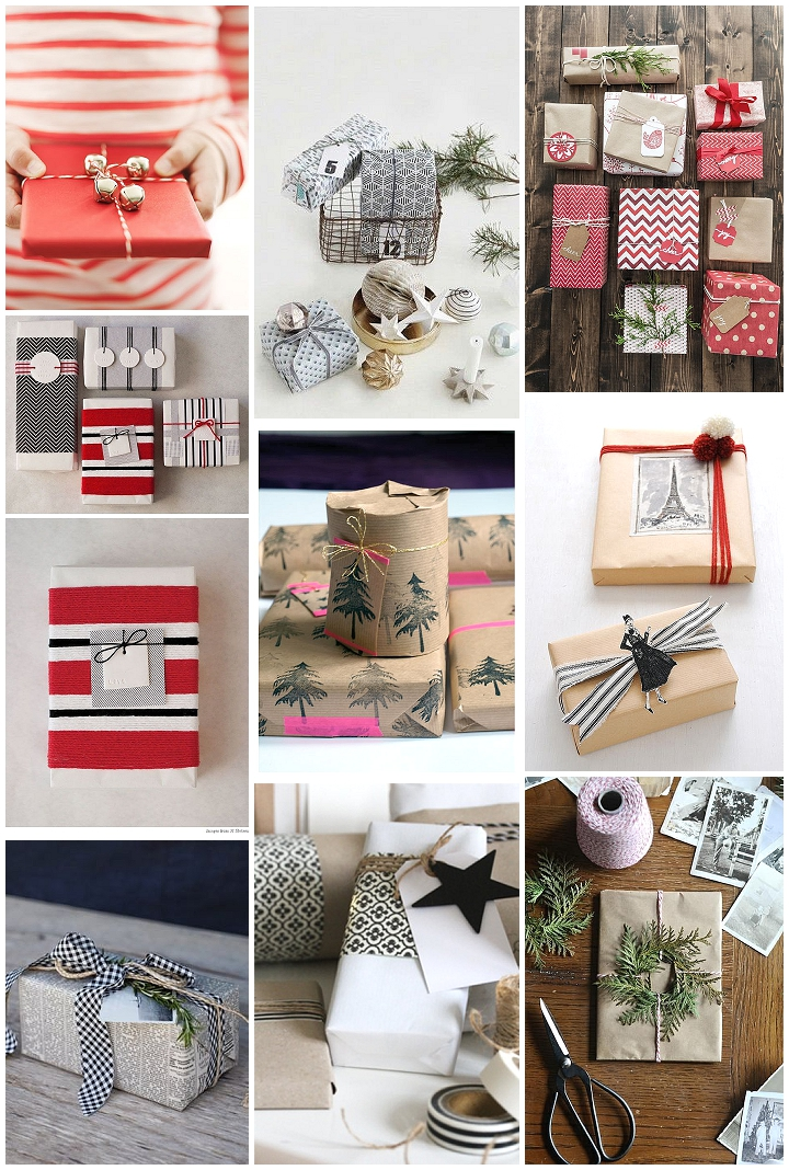 ideas para envolver regalos wedding planners paris
