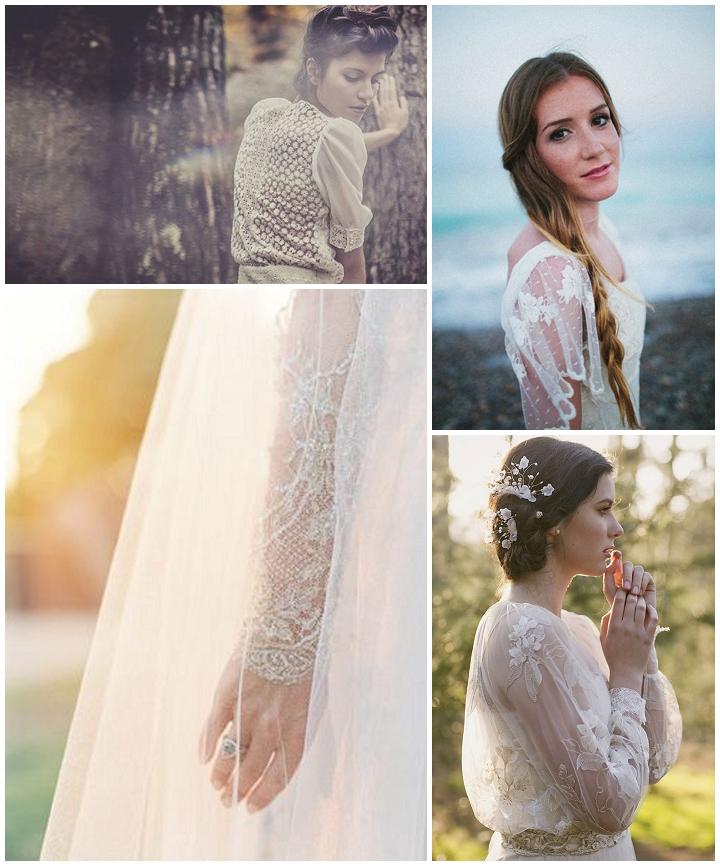 Tendencias boda 2014 vestidos novia con mangas (1)