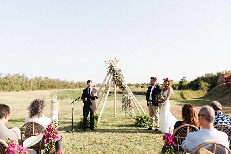 ceremonia tipi