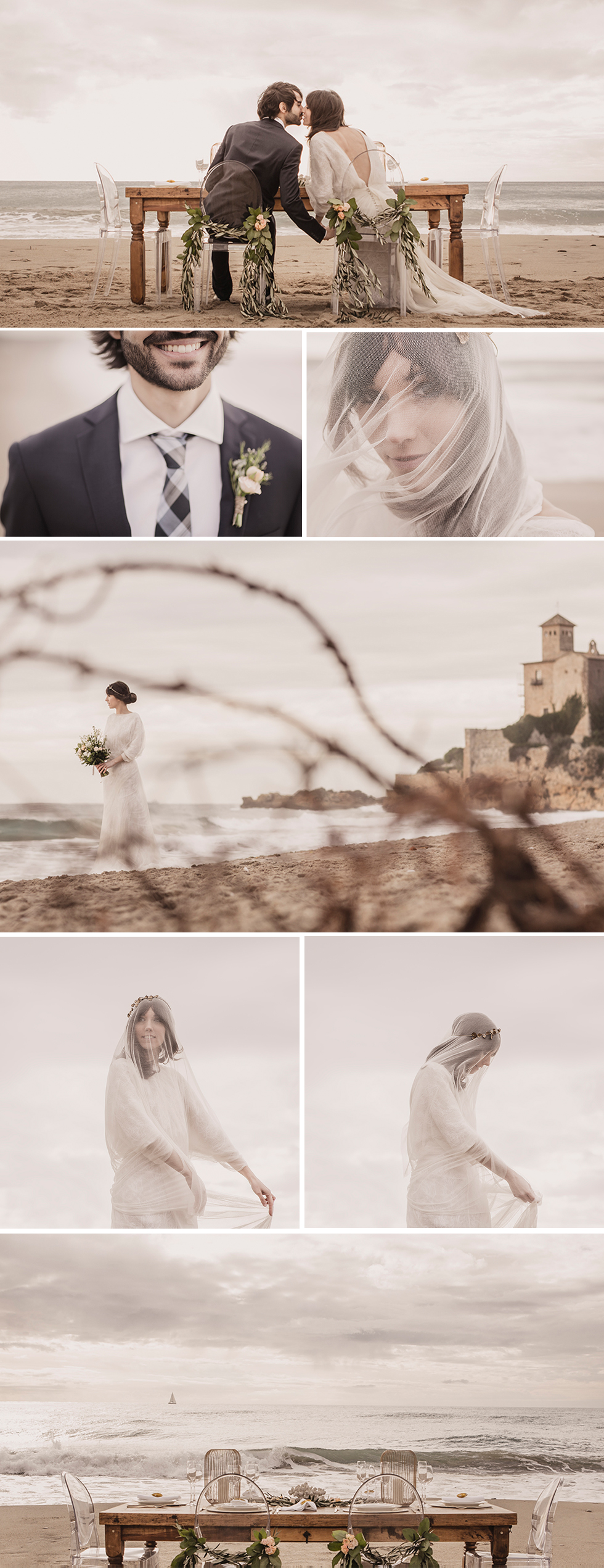 boda en la playa wedding planner barcelona