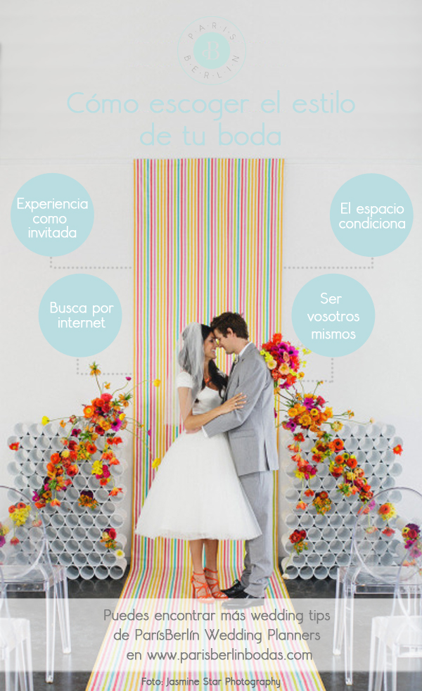 como escoger el estilo de vuestra boda paris berlin wedding planners