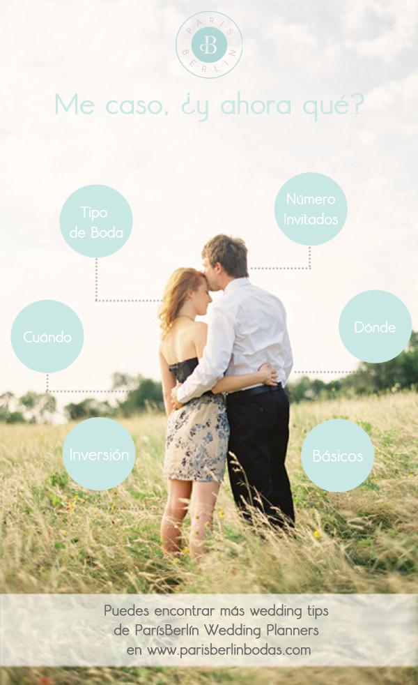 consjos wedding planner primeros pasos organización boda