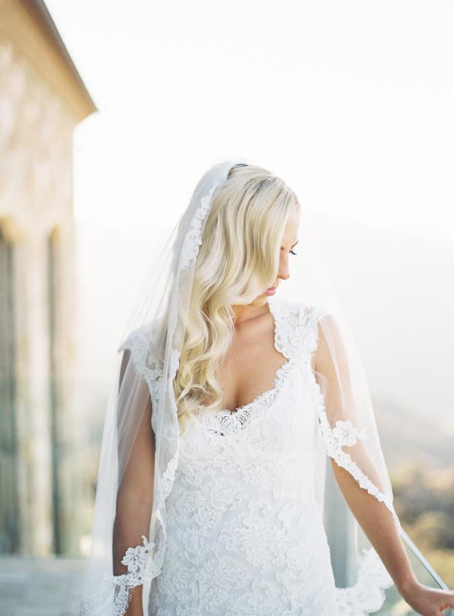 peinado novia 2019 pelo suelto