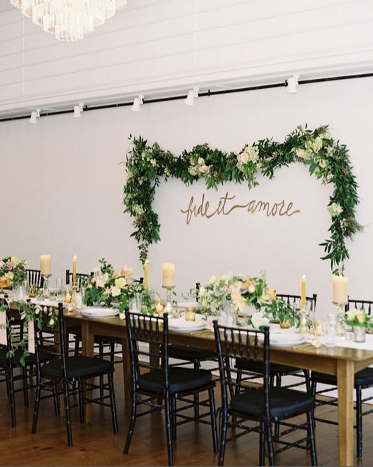 mesas largas wedding planner barcelona paris berlin