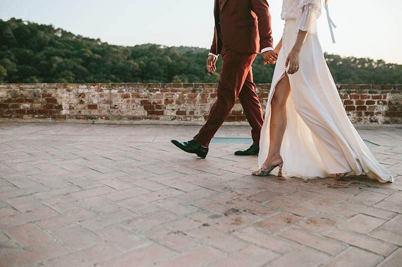 zapatos novia gucci