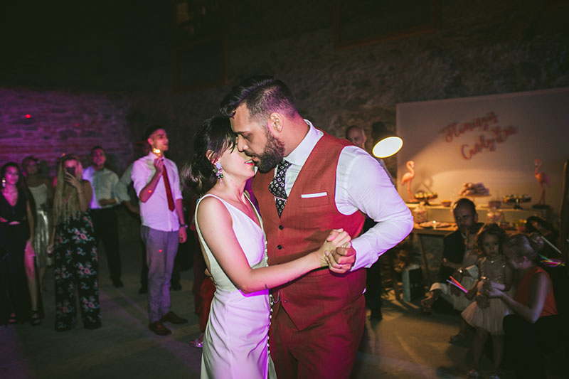 primer baile novio
