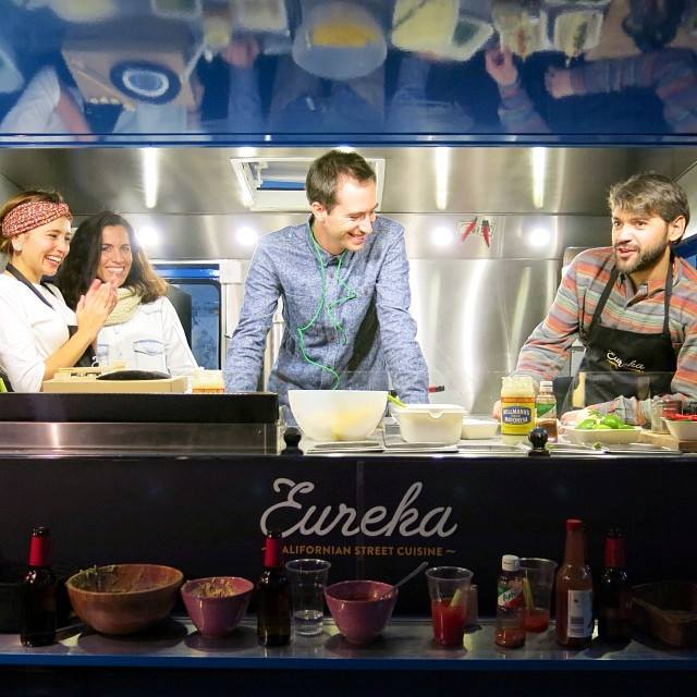 street food bodas